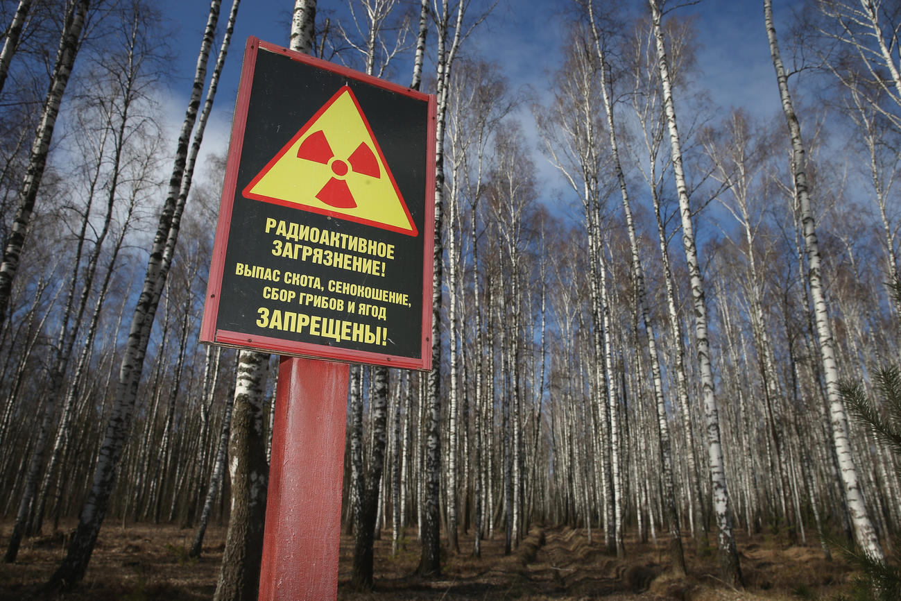 Look Back Chernobyl 30 Years After Nuclear Power Plant