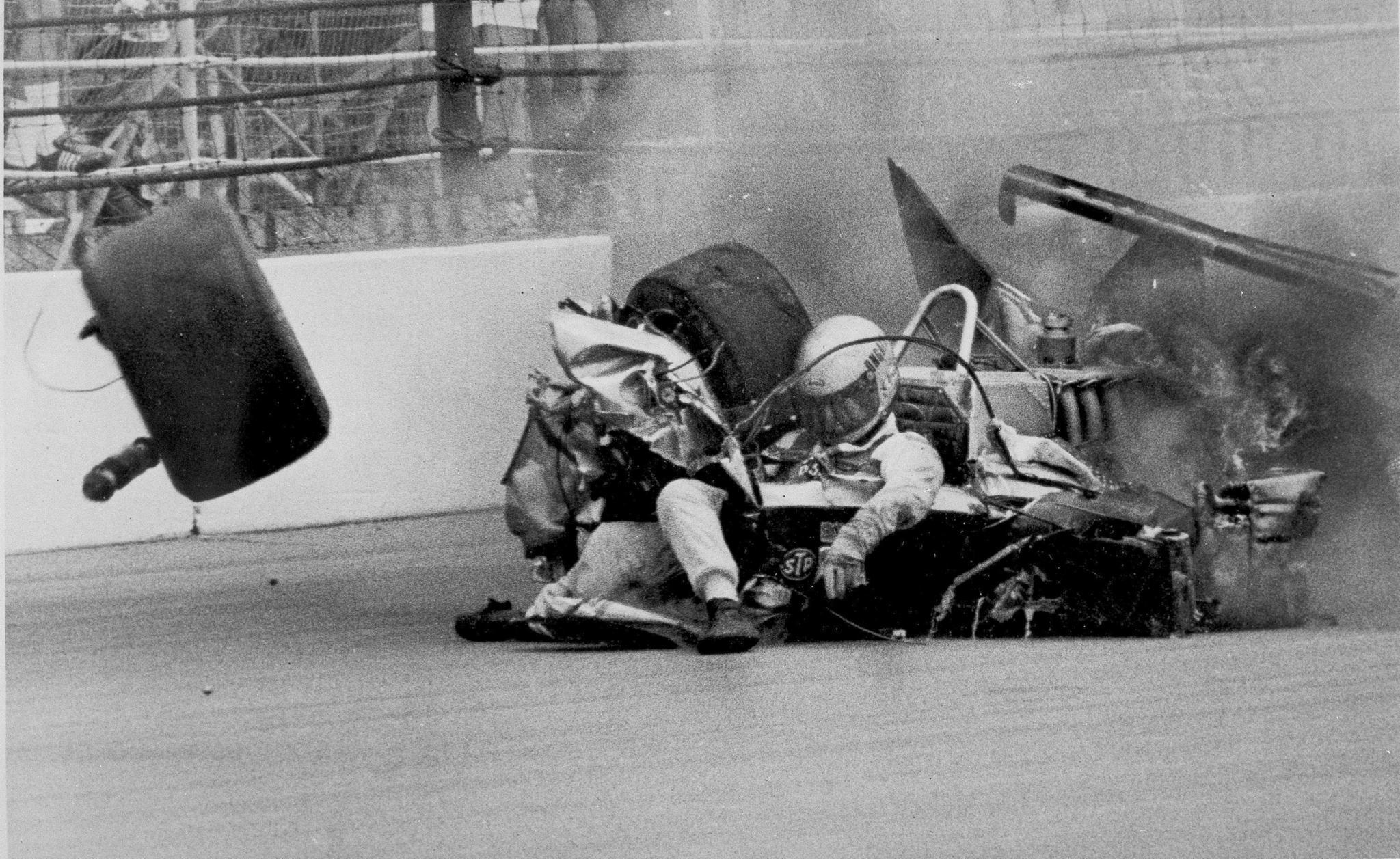 Gordon Smiley Indy 500 1982