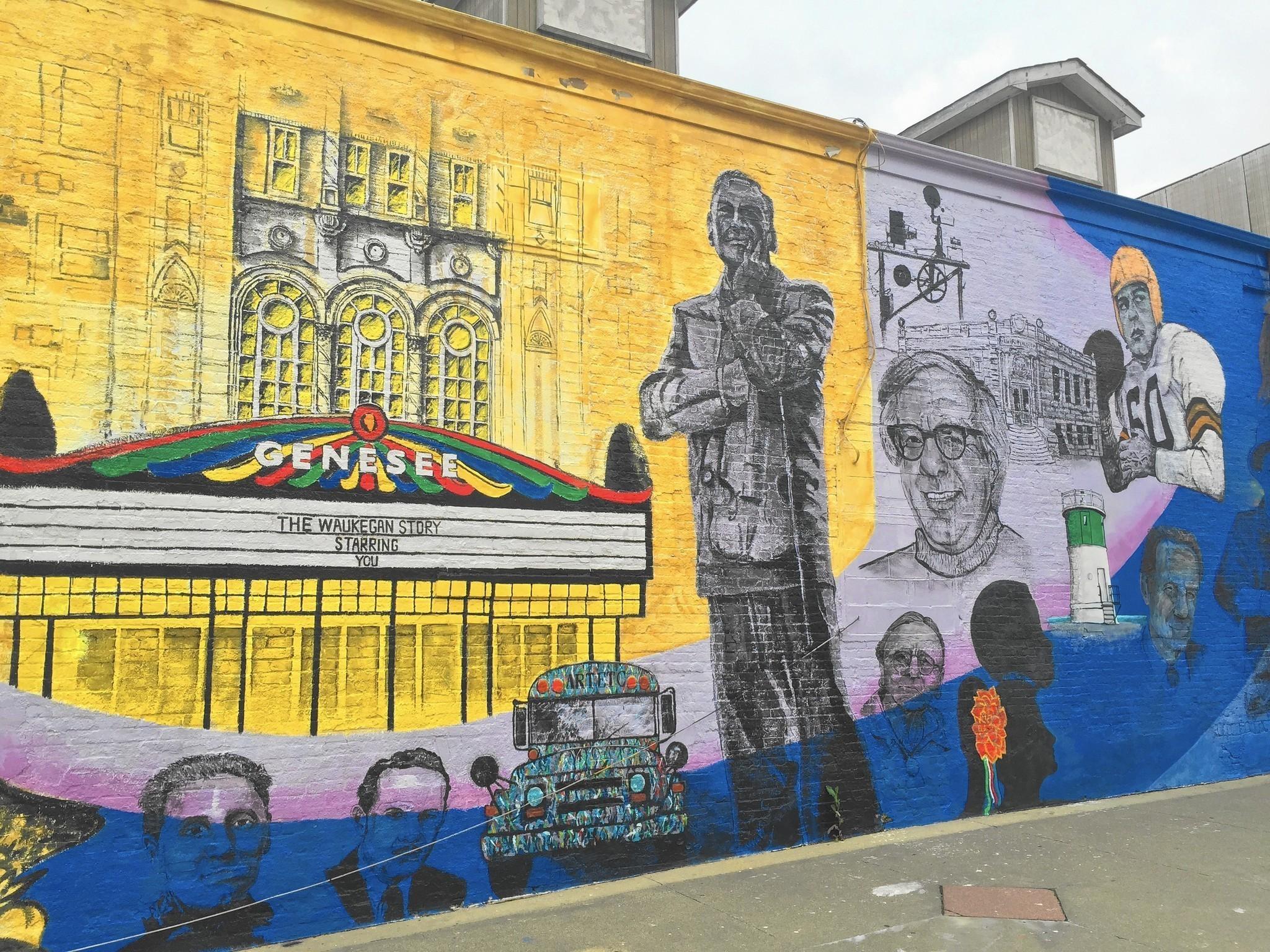 Waukegan Hometown Of Jack Benny And Ray Bradbury Chicago Tribune