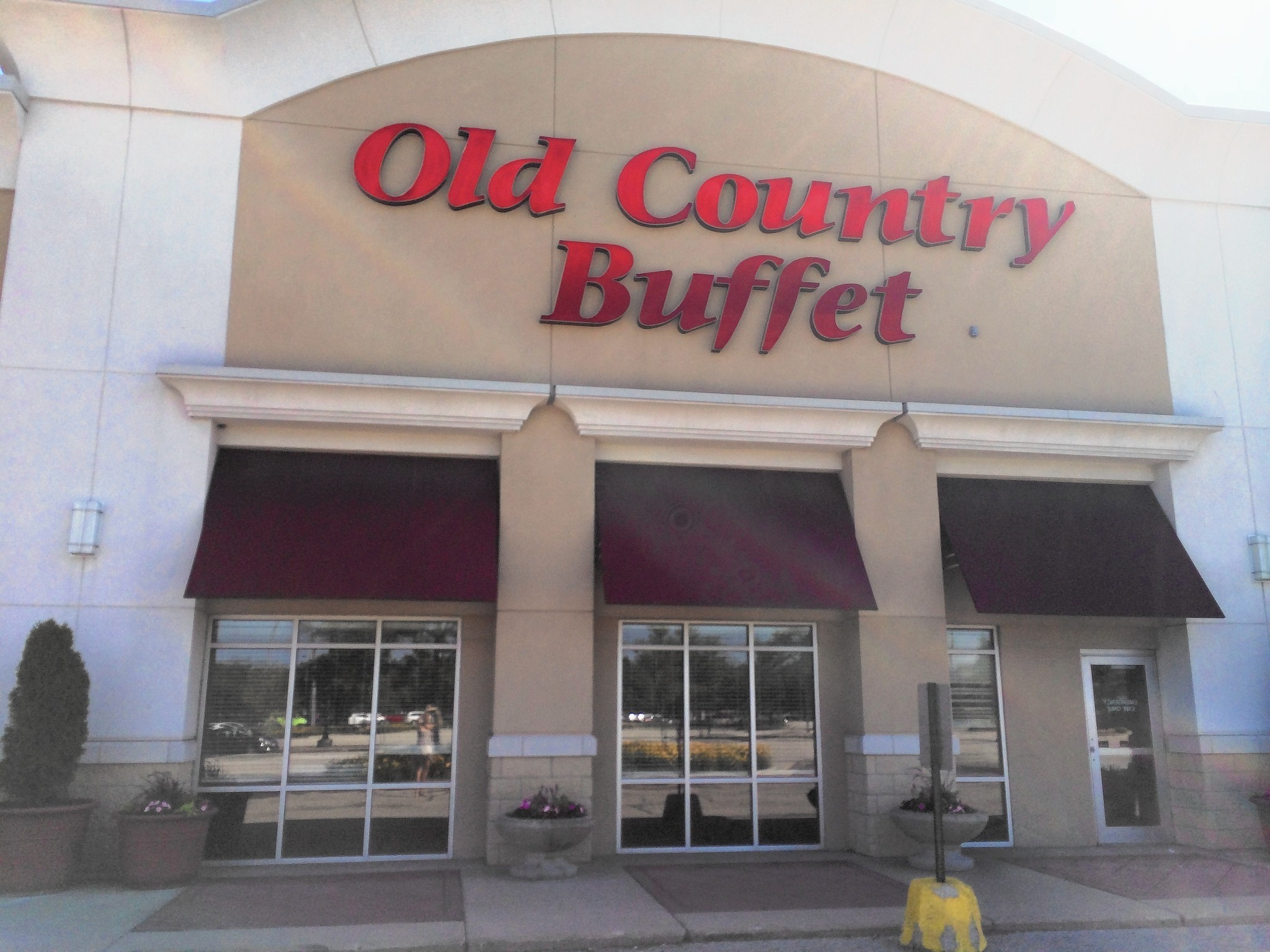 Town And Country Buffet Locations