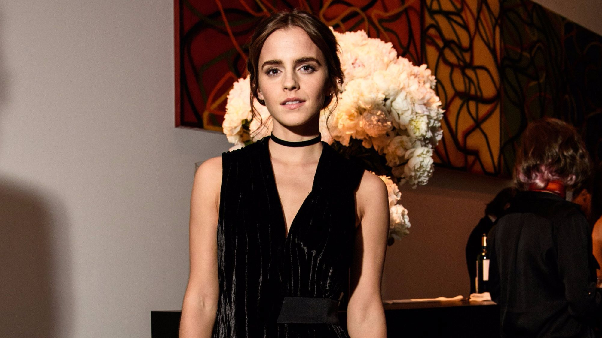 Emma Watson tracks her looks from 'Beauty and the Beast ...