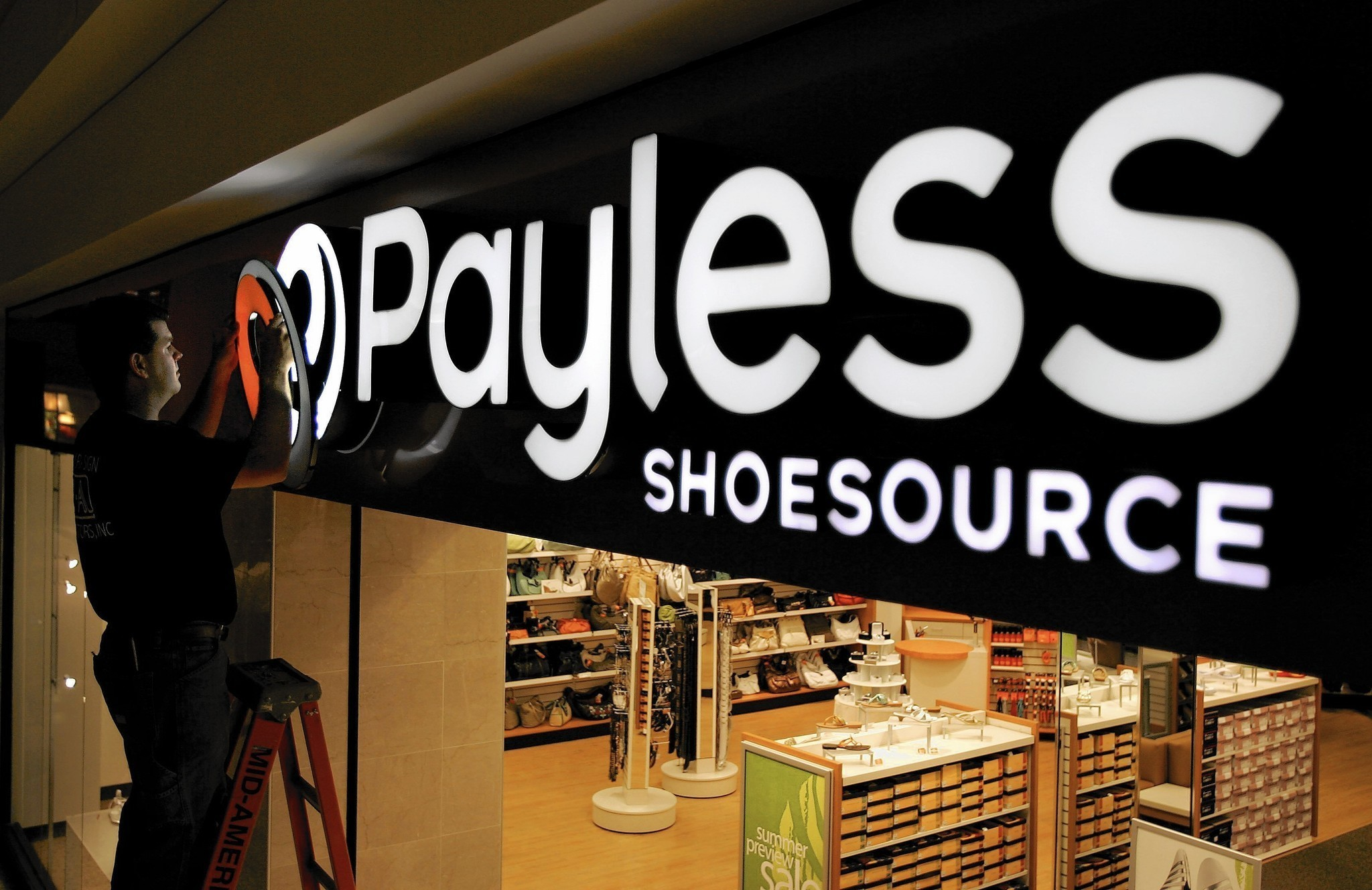 Tampa Shoe Stores