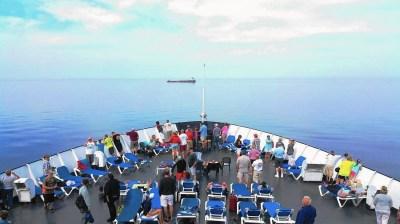 Lake Michigan ferry turns humdrum travel into ...