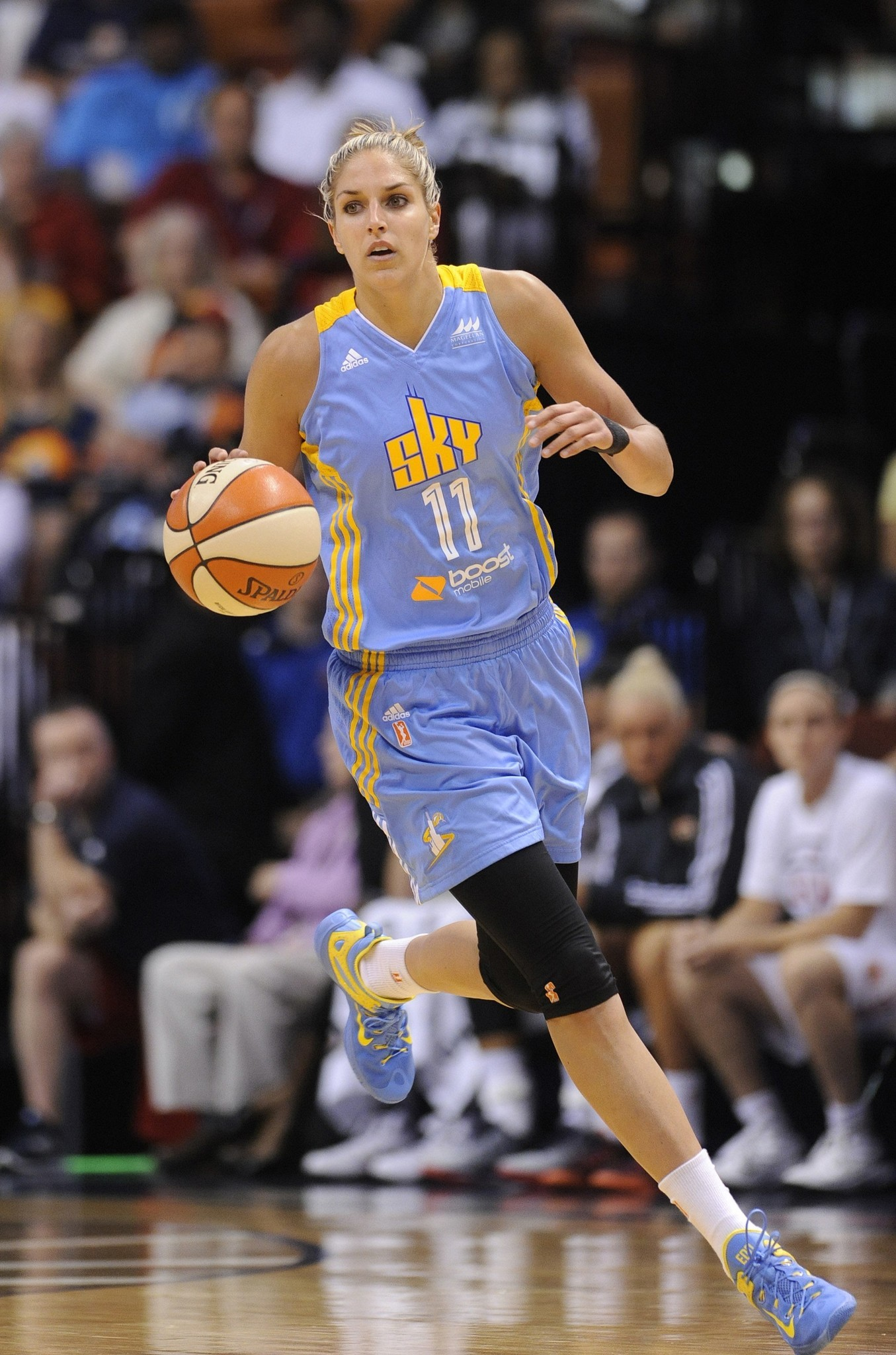 How Elena Delle Donne Left The Chicago Sky To Join The