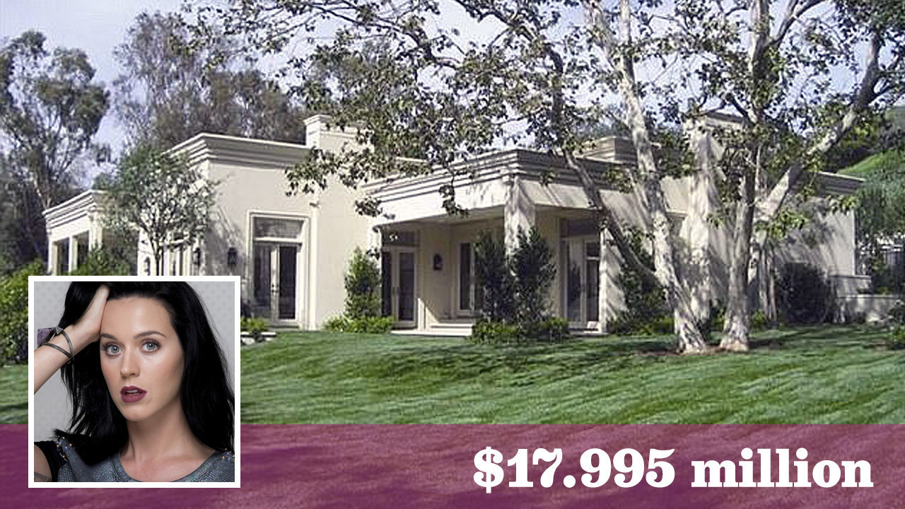 Katy Perry completes $18-million deal for developer Cody Leibel's Beverly Crest home - Chicago ...