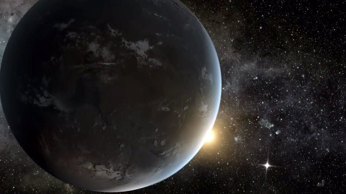 NASA's Kepler spacecraft IDs hundreds of new planet ...