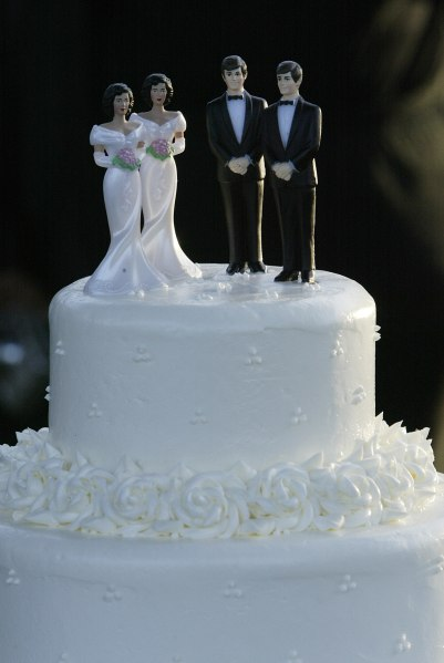 Wedding cake is  artistic expression  that baker may deny to same     Wedding cake is  artistic expression  that baker may deny to same sex  couple  California judge rules   Chicago Tribune