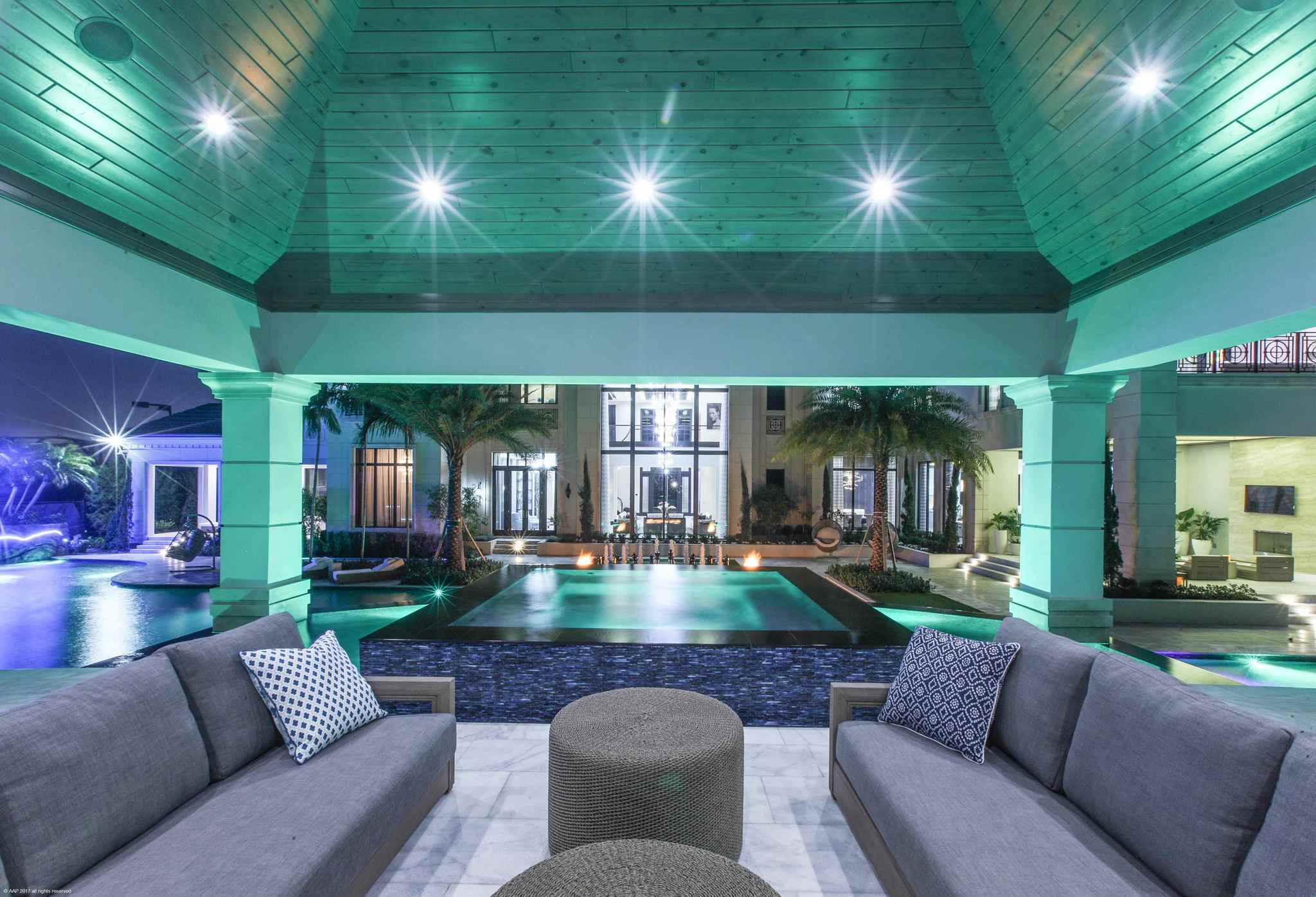 Look Inside 20 Million Home Has Floating Marble