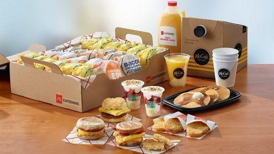 Fast Food Restaurants Cater