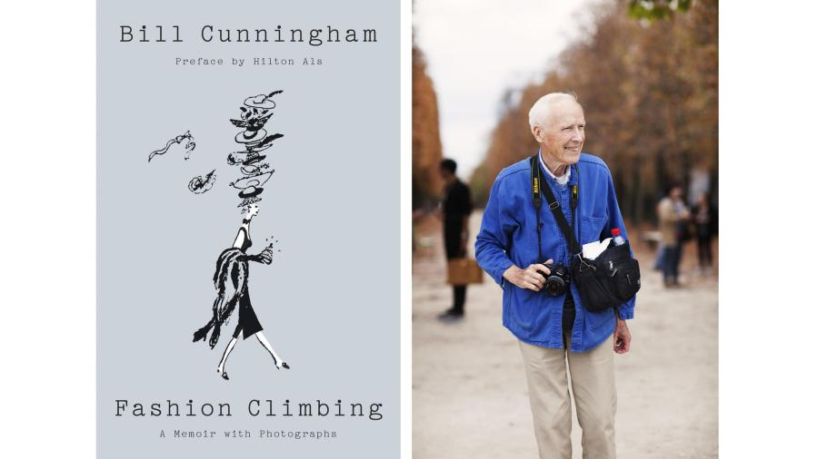 Bill Cunningham s fashionable life recalled in two new books     Bill Cunningham s fashionable life recalled in two new books   Chicago  Tribune