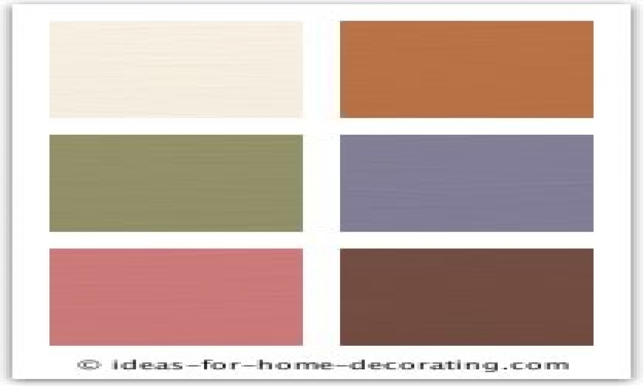 Interior House Color Schemes