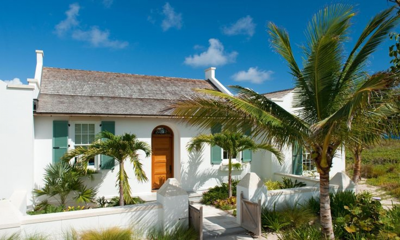 Caribbean Cottage Exteriors Caribbean Cottages By The Sea