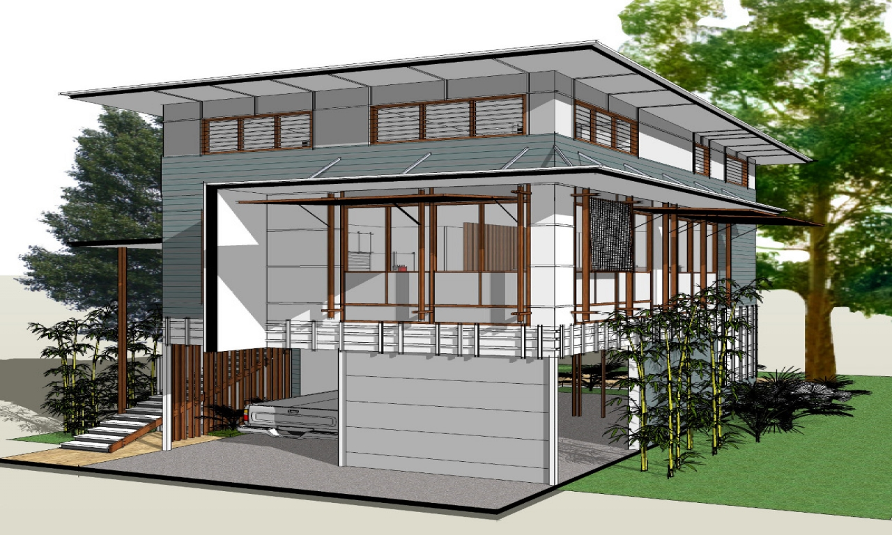 House Design For Flood Area House Design Philippines