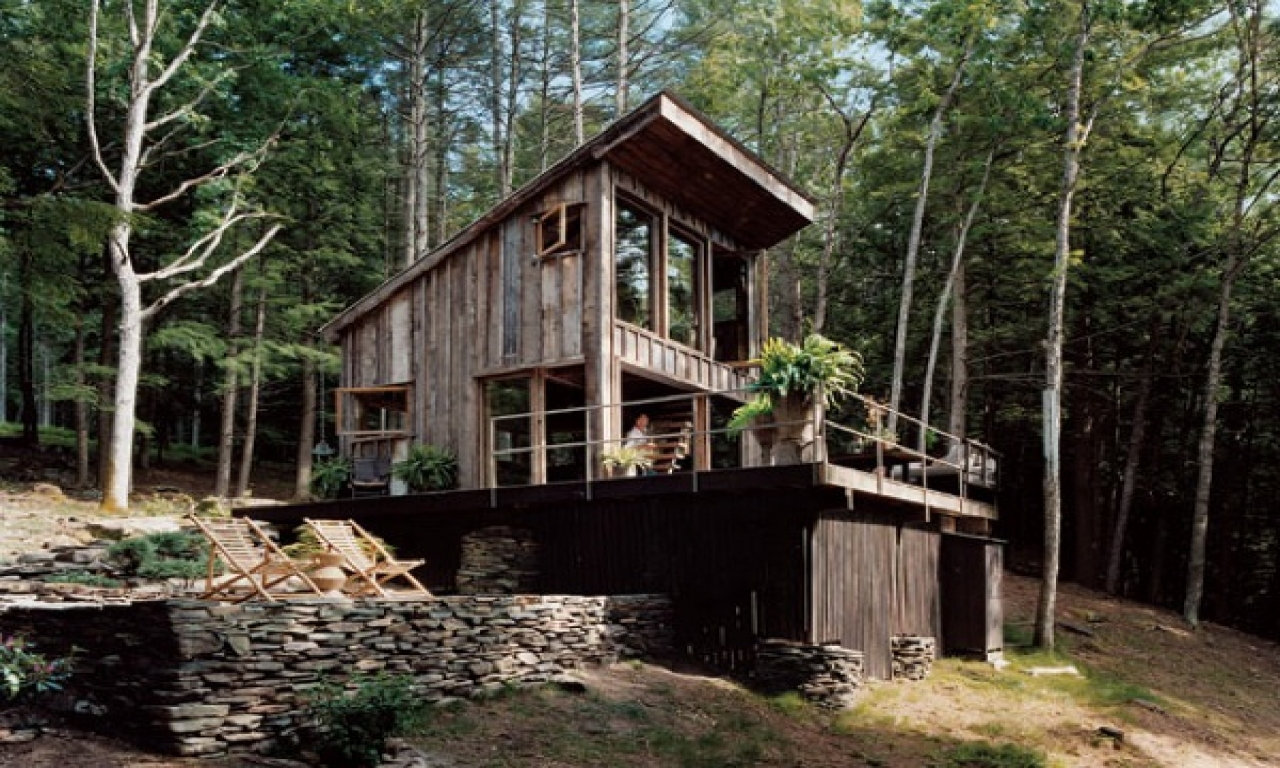 Living Off The Grid Small Cabins Off Grid Living Paradise