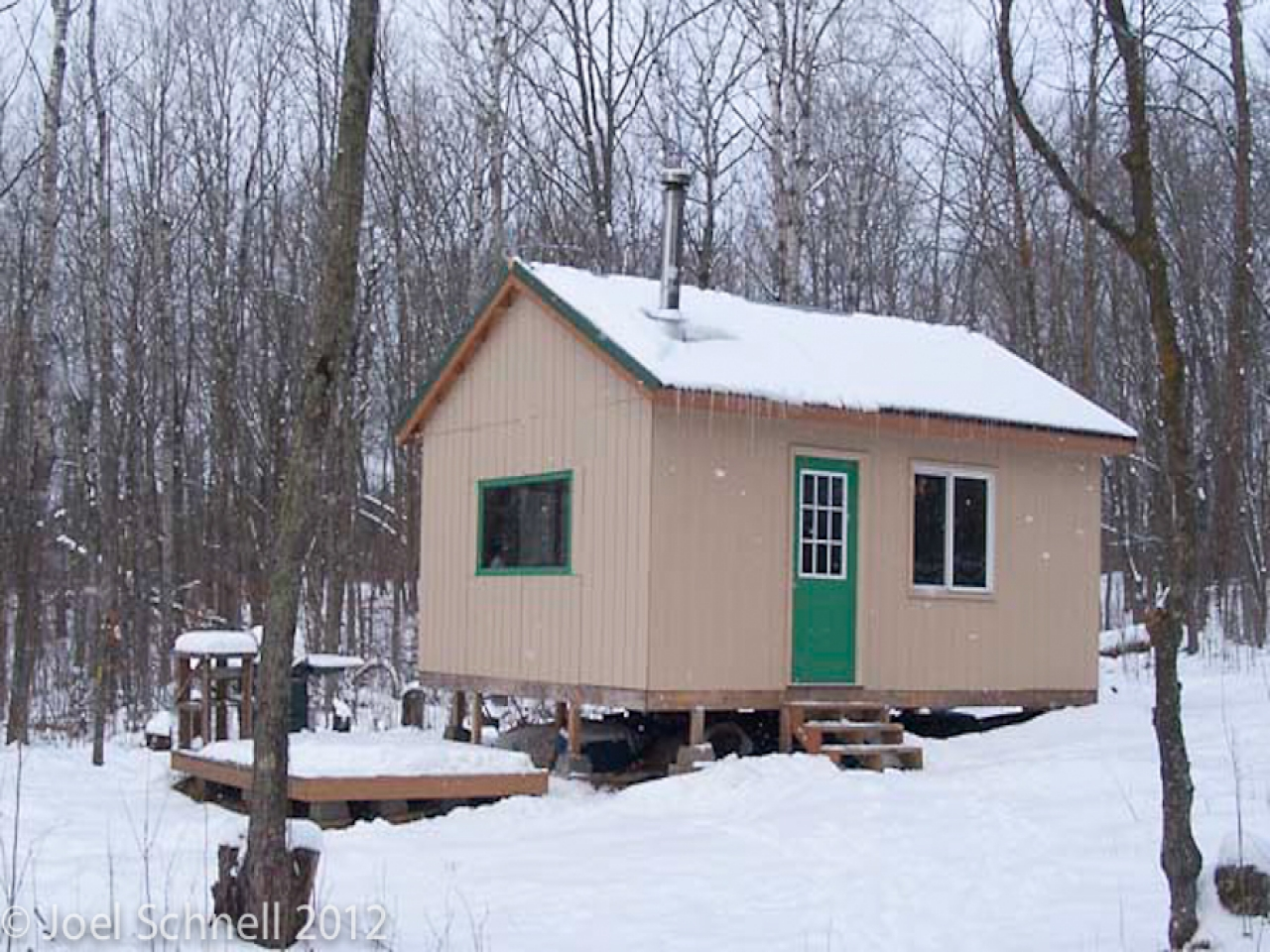 Build It Yourself Log Cabin Kits