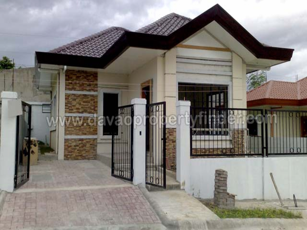 Bungalow Type House Philippines Houses Sale Baguio