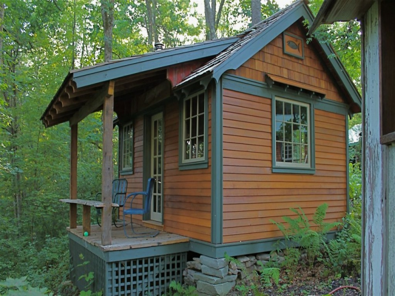 Inside Tiny Houses Small Cabins Tiny Houses Build It