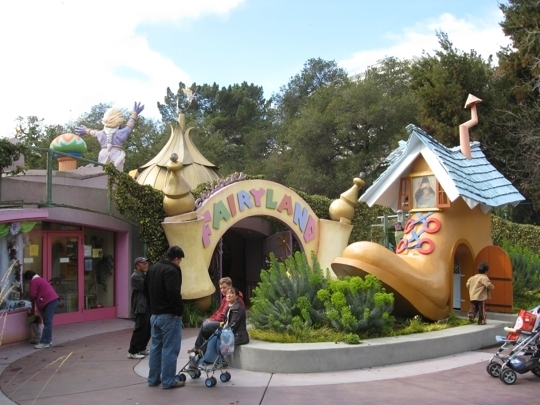 Lake Merritt and Children's Fairyland - Oakland, CA - Kid ...