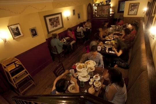 Kid Themed Restaurants Long Island