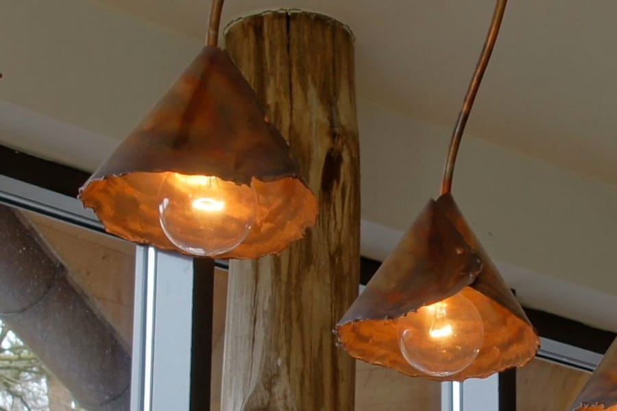 Rustic Pendant Lighting Fixtures