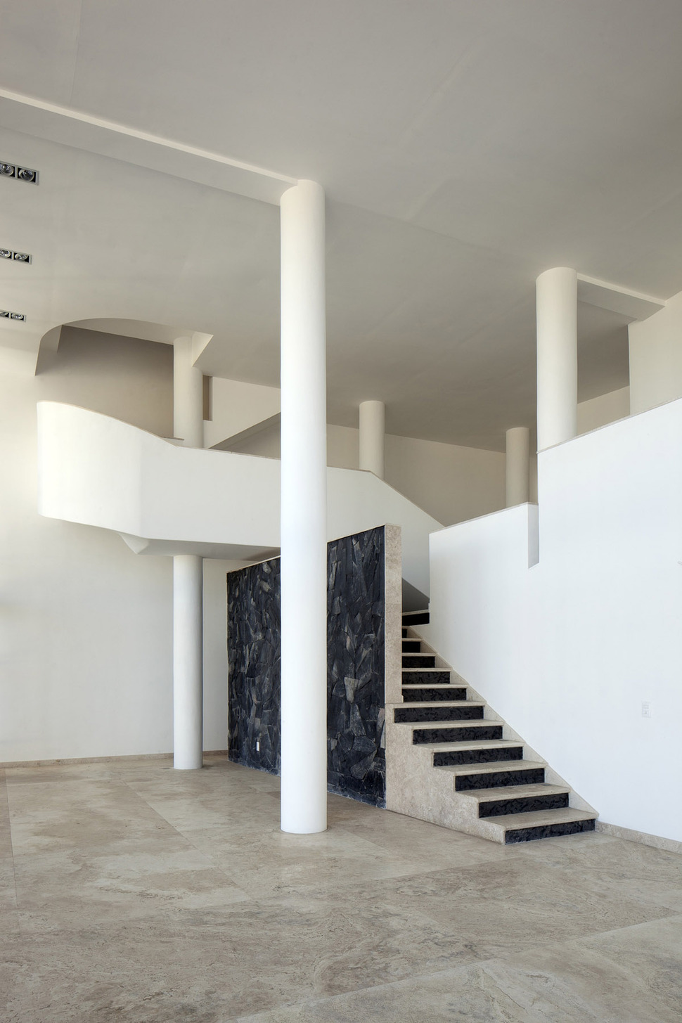 Support Pillars Houses