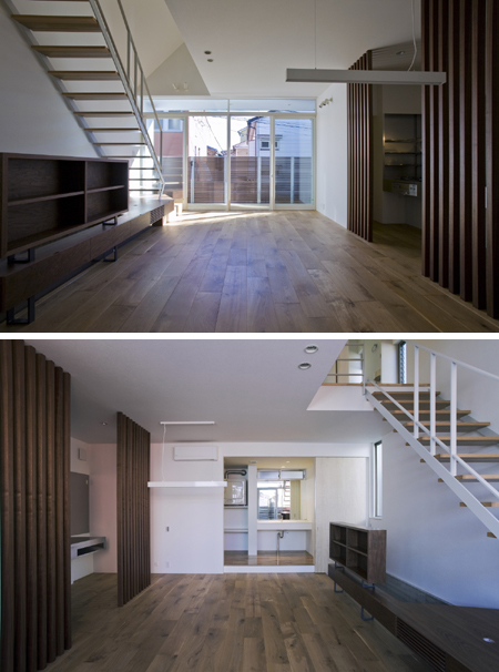 Japanese House Design Three Wall Design Houses 24 Sound