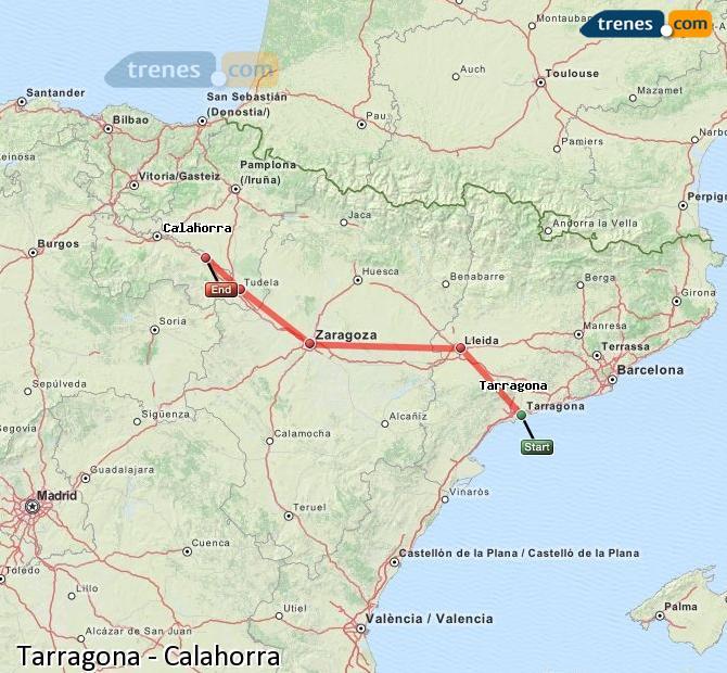 Barcelona Train Schedules