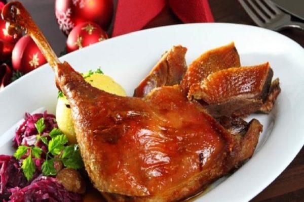 Czech Christmas Day Feast