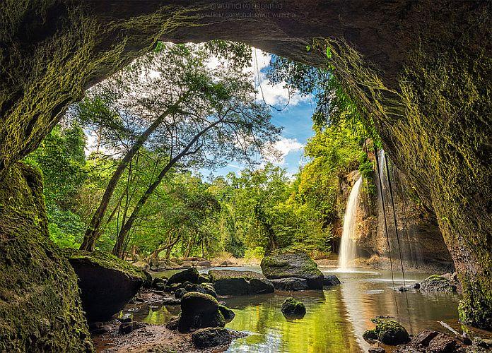 Parc National De Khao Yai Le Merveilleux Parc Tha 239 Landais
