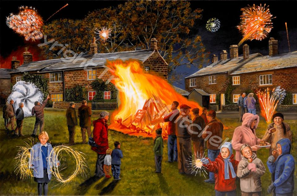 Seasons Trevor Mitchell Artist