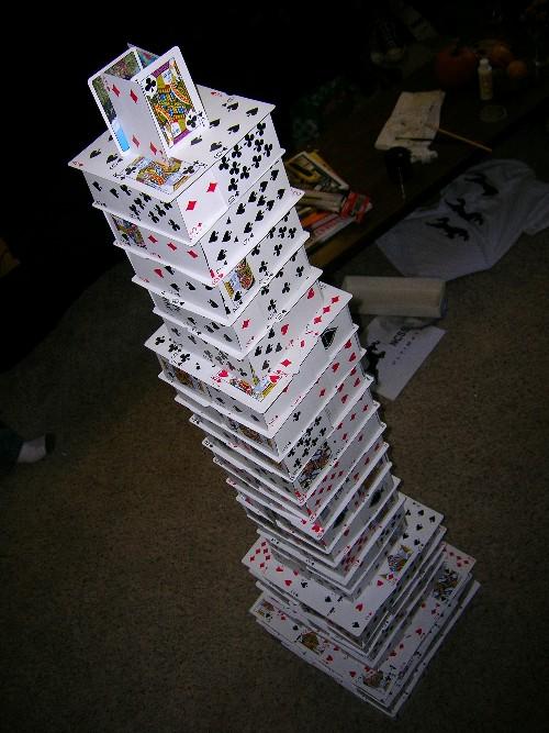 Deck Easy Way Build
