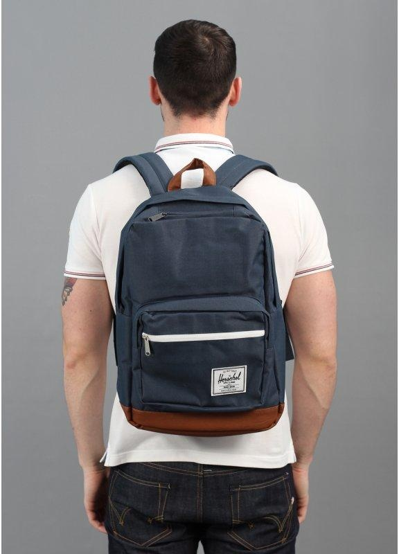 Herschel Supply Co. Pop Quiz Backpack Navy Blue