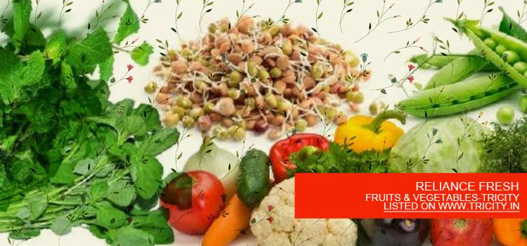 Juhu Address Reliance Fresh
