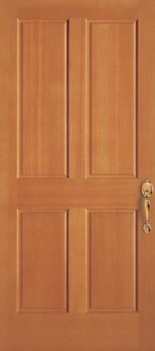 Oak Wood Doors Interior