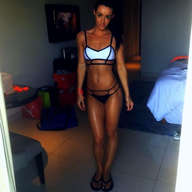 Female World Best Athletic Body