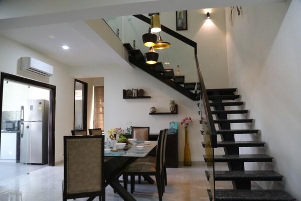 Vastu Tips For Duplex Apartment Trimurty Builders Blog | Duplex House Steps Design | Simple | Living Room | Outside | Building | Circular
