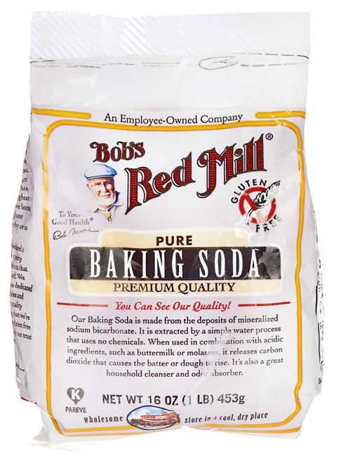 TripleClicks.com: BAKING SODA BOB'S RED MILL All-Natural ...
