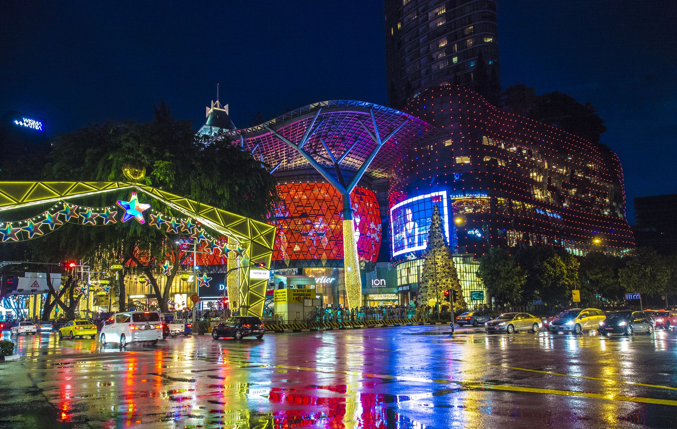 Things To Do For Christmas In Singapore