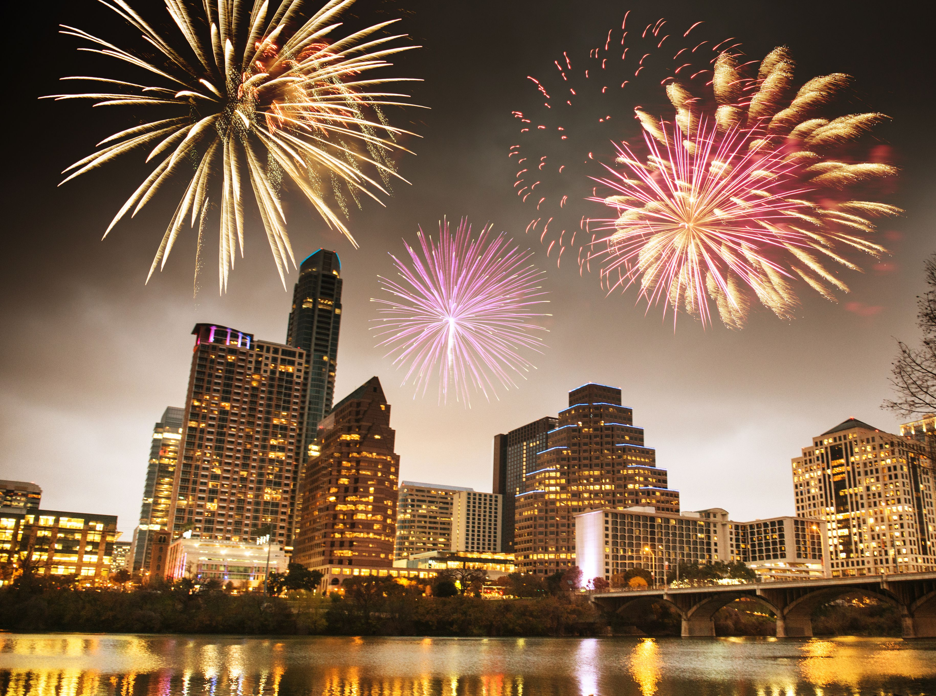 Top 5 Texas Towns To Spend The Fourth Of July