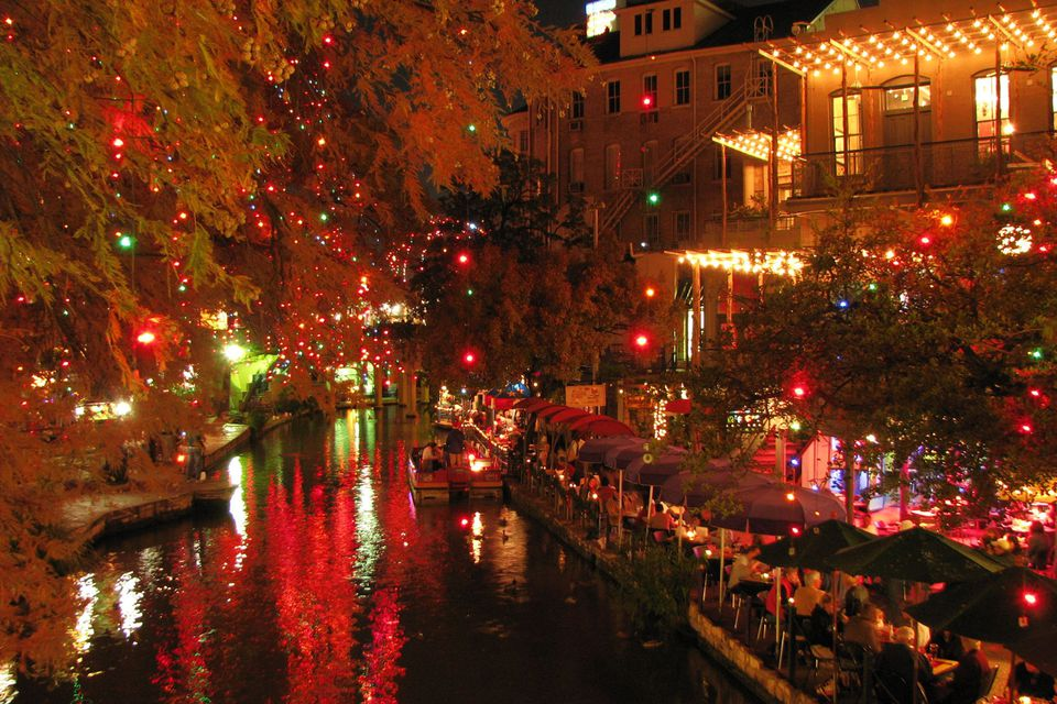 Festival Lights San Antonio
