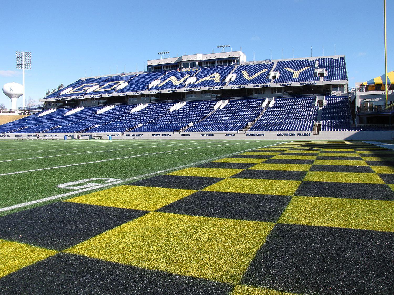 Navy Marine Corps Memorial Stadium Annapolis Md