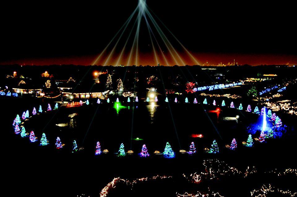 Zoo Lights Festival Chicago