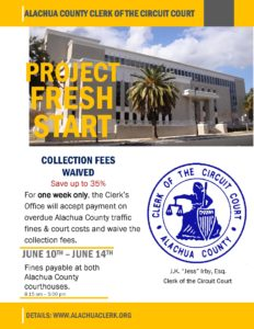 Project Fresh Start - Three Rivers Legal Services