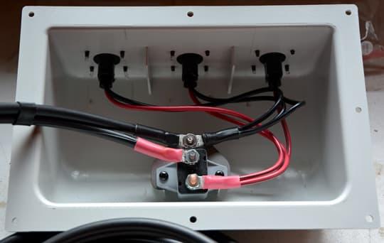 Wiring Solar Combiner