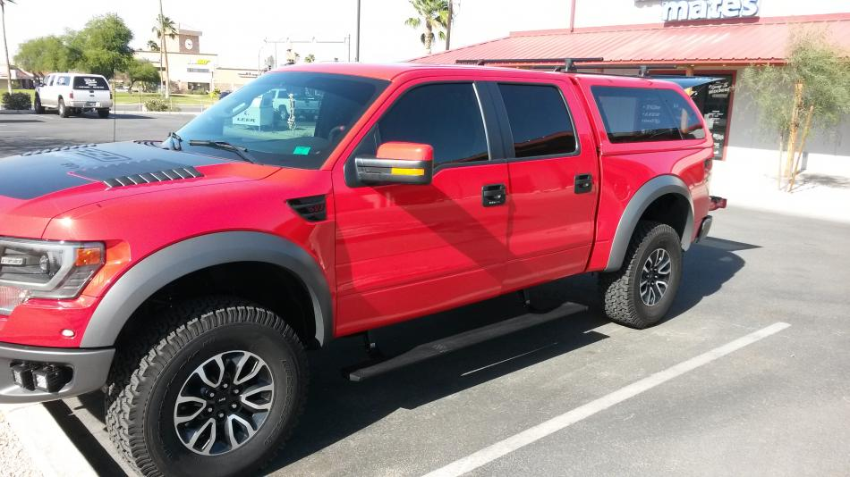 2014 Ford Truck Line