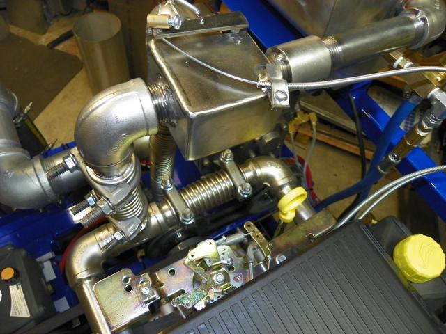 Blue Baron Model 36 Se Truck Mount Carpet Amp Tile Cleaning