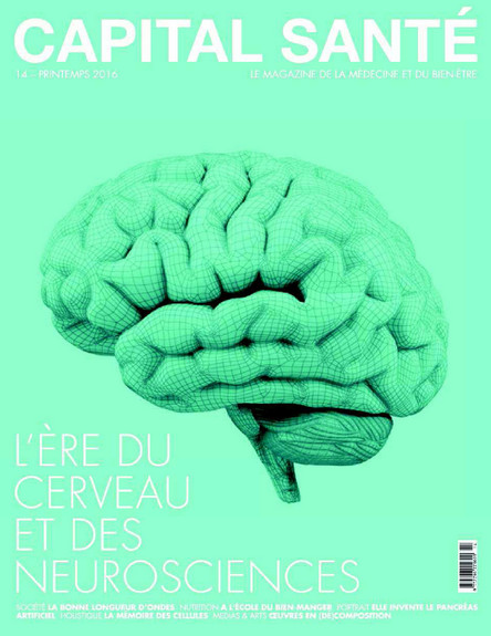 Capital Santé N°14 – Printemps 2016