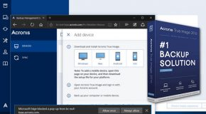 Acronis True Image 2016 19.0 Build 6559