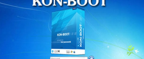 Kon-Boot v 2.5 XP à 10