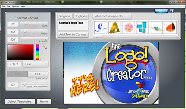 laughingbird logo creator license key